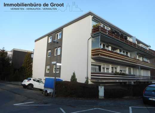 Gepflegte Wohnung mit 3 ZKDB | gr. Balkon | Garage