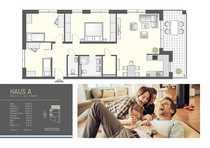 Sonniges Wohnerlebnis - 4-Zimmer-Wohnung in Süd-West-Ausrichtung und