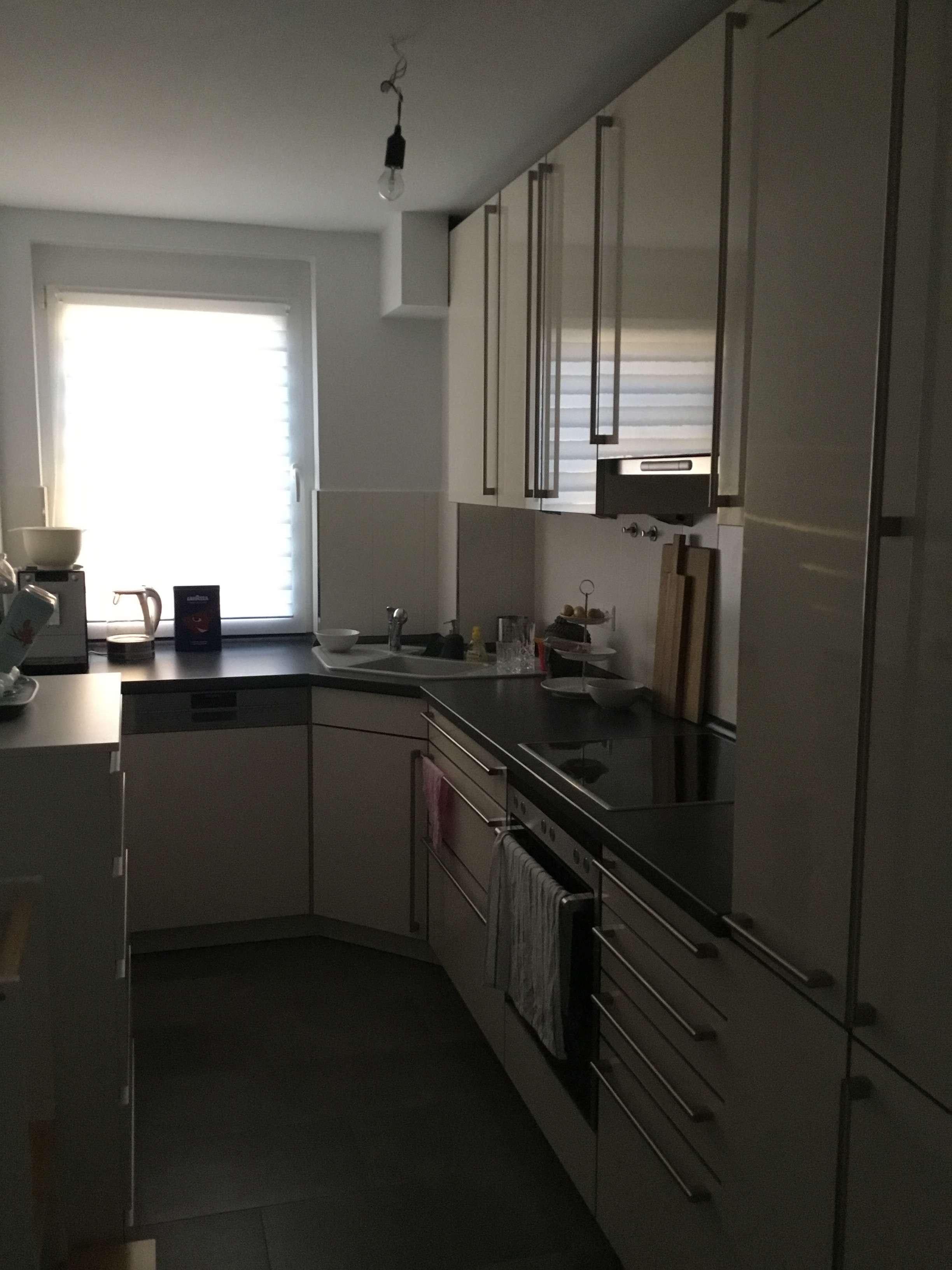 Stilvolle, 3-Zimmer-Maisonette-Wohnung mit Balkon und Einbauküche in Nürnberg, Nähe Südwestpark in