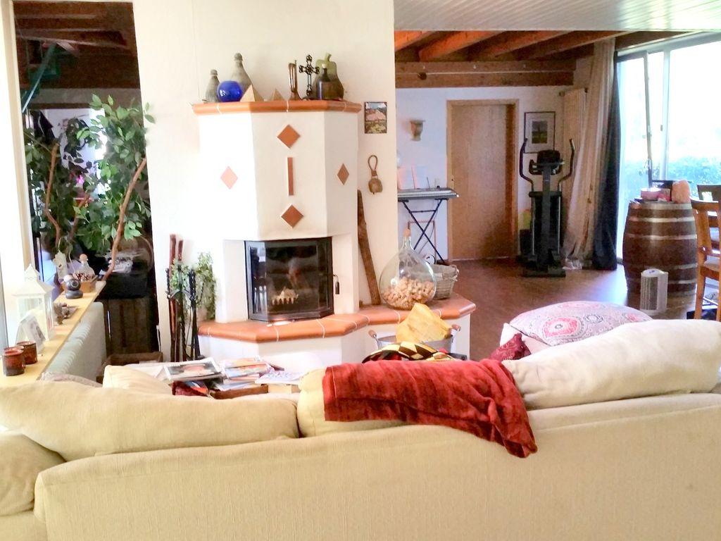Luxuriöses,wunderschön gepflegtes Einfamilienhaus mit offener ...
