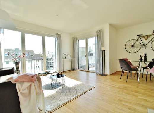 Dachterrasse mit drei Himmelsrichtungen gewünscht? Hier entsteht Ihre Traum-Wohnung.