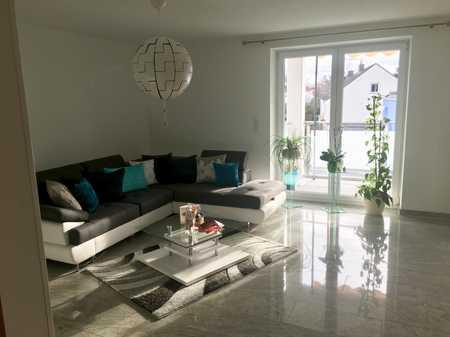 Großzügige 3-Zimmer-Wohnung mit Süd-Balkon in Augsburg in Lechhausen (Augsburg)