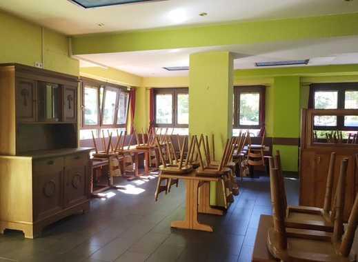 Gaststätte mit großer Sommerterrasse in F-Oberrad