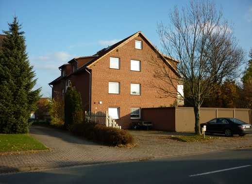 Schöne 3-Zi mit Balkon + Garage OT Stadthagen