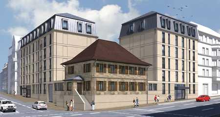 2 Zimmer Wohnung - EOF gefördert_Stufe II in Südstadt (Fürth)