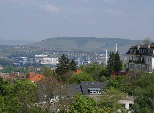 Loftartige Maisonette-Wohnung mit Panoramablick auf der Gänsheide