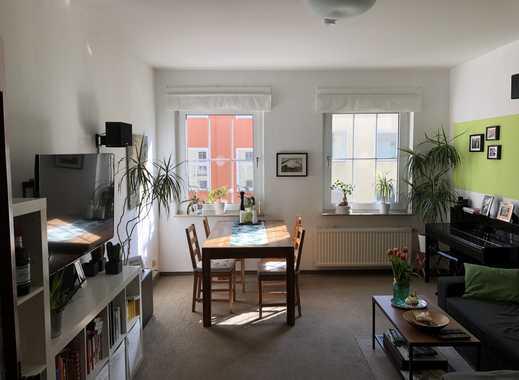 Zentrale 2,5-Zimmer-Wohnung mit Balkon und EBK in Düsseldorf
