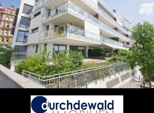 Moderne 4-Zimmer-Stadt-Wohnung mit schöner großer Terrasse