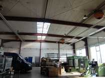 22 VH3602a Teilbare Moderne Produktionshalle