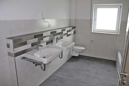 Erstbezug: freundliche 4-Zimmer-Wohnung mit Balkon in Velden in Velden (Landshut)