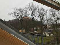 Schönfels 2-Zi -DG-Whg mit Blick