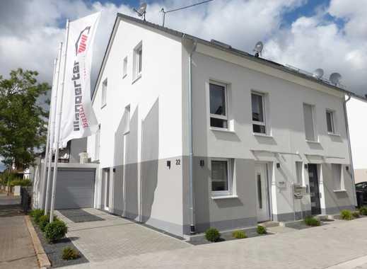 Modernes Wohnen für die junge Familie!  Reihenendhaus auf sonnigen Grundstück