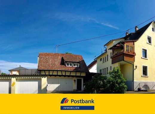 Kapitalanleger aufgepasst ! Mehrfamilienhaus im Herzen von Elgersweier zu verkaufen