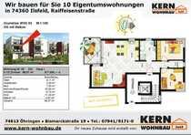 Bild Mit Aufzug - Sonnige 3,5 Zi.-Neubau-ETW mit schönem Südbalkon WHG_03