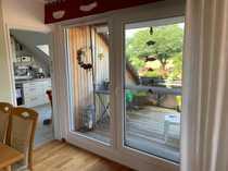 Modernisierte 2 5-Zimmer-Dachgeschosswohnung mit Loggia