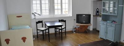 Ruhiges möbliertes Zimmer mit Küche (nähe Bahnhof in Minden)