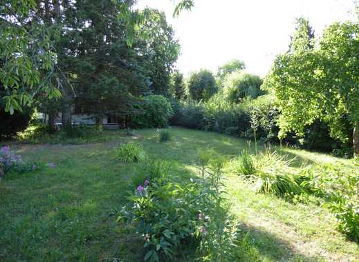 Idyllisches Garten-Grundstück Nähe Stadtwald