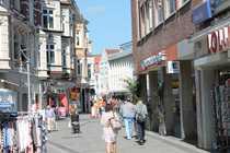 Einzelhandelsfläche in beliebter
