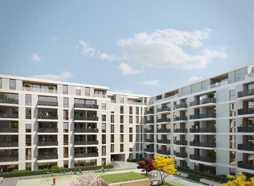 PANDION 4LIVING - 1-Zimmer-Apartment mit großer Loggia im Prenzlauer Berg