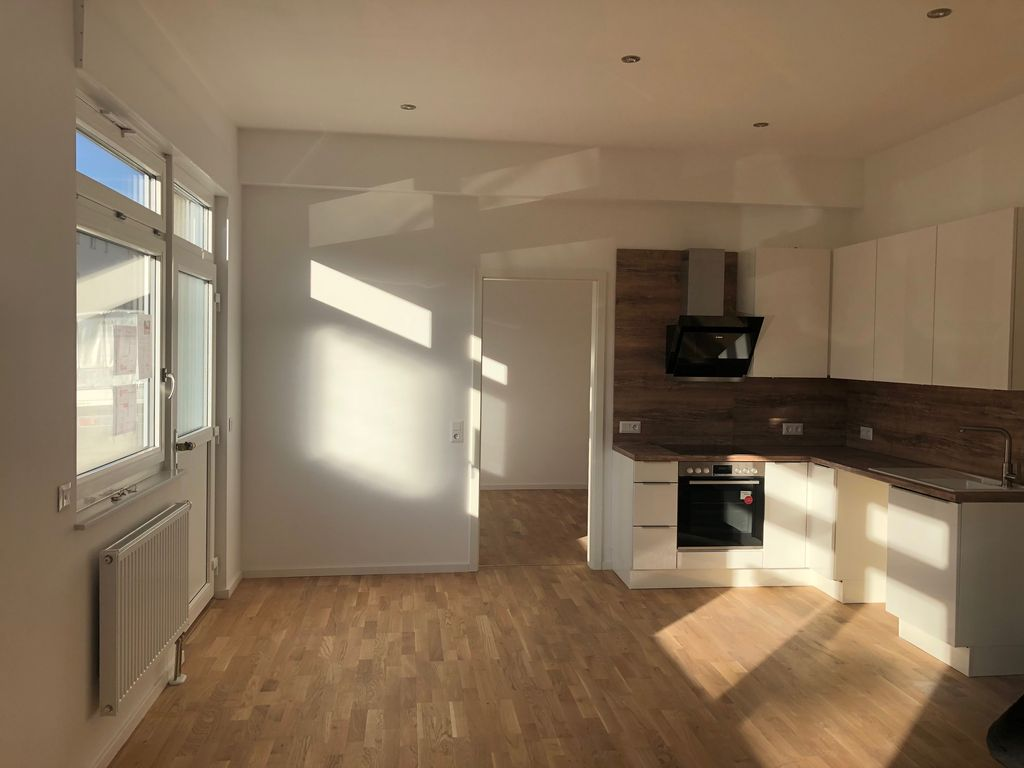 WHG1 Küche & Wohnraum