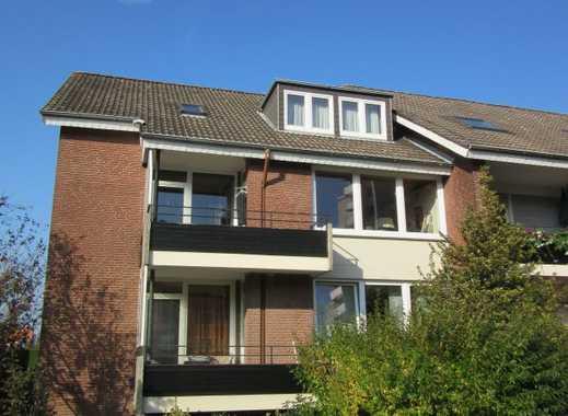 Helle, toll geschnittene, zentral gelegene 3-Zimmer-DG-Wohnung mit Stellplatz im OT Egestorf