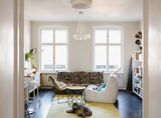 Vollständig renovierte 5-Zimmer-Wohnung mit Balkon und Einbauküche in Kreuzberg, Berlin