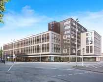 Moderne Ladenfläche - Hannover City