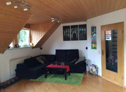 Attraktive 3-Zimmer-Dachgeschosswohnung mit Balkon und EBK in Inzlingen