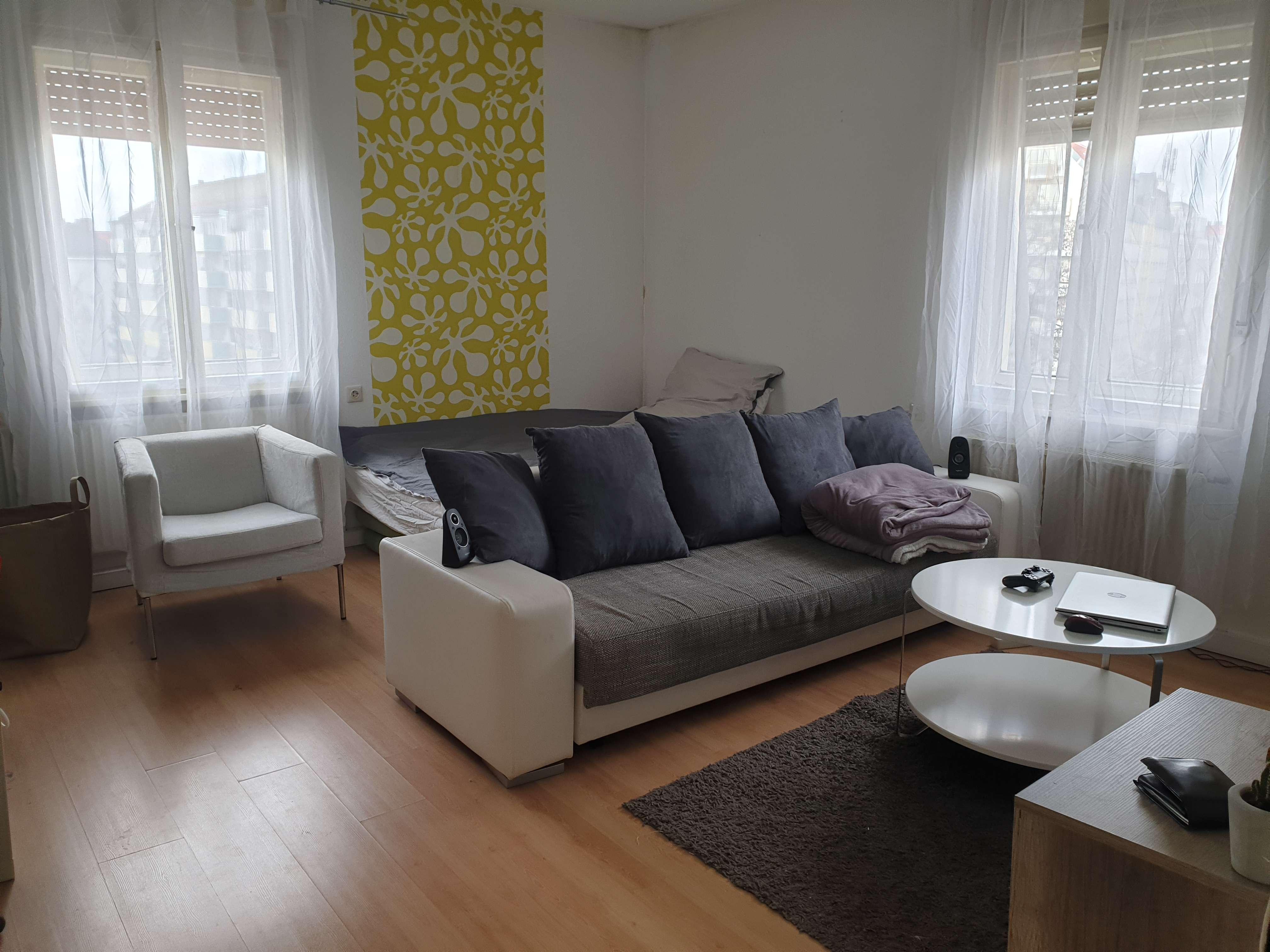 Geschmackvolle Wohnung mit einem Zimmer in Nuremberg in St. Johannis (Nürnberg)