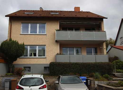 Gepflegte 4-Zimmer-Wohnung mit Balkon in Güntersleben