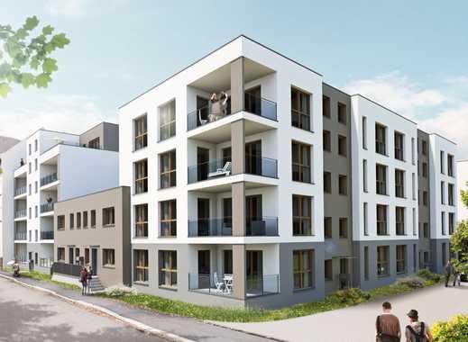 S+S Immobilien - Stadthaus Eisenstraße - Neubau - 4 Zimmer Townhouse - Marburg