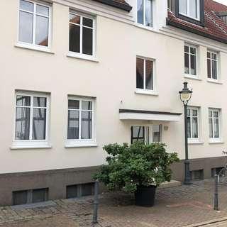 Top moderne Wohnung mit zwei Balkonen in der Lüner-Altstadt!