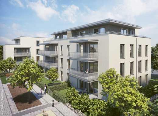 2-Zi.-Dachgeschosswohnung auf ca. 86 m² mit herrlicher Süd-West-Terrasse in schöner Umgebung