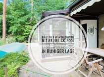 Ruhige Lage Bungalow mit Waldblick