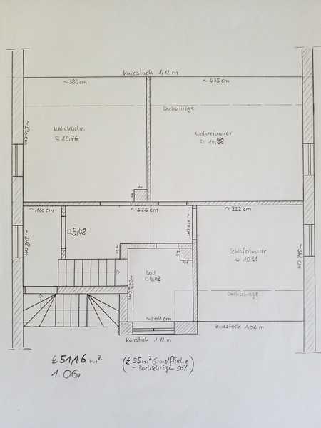 Charmante, gepflegte 2-Zimmer-Wohnung in ruhiger Lage in Trudering, München in Trudering (München)