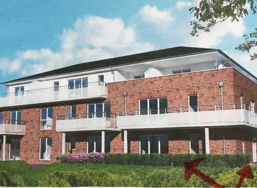 Top-Lage: Schicke neue 3-Zimmer-Terrassenwohnung mit Garten, EBK , Tiefgarage in Weyhe