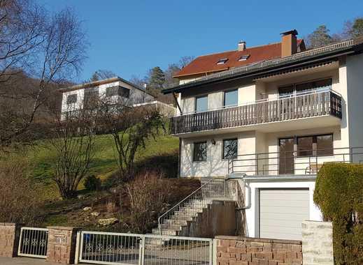 Sonniges, ruhiges EFH mit unverbautem Süd-West-Blick am Lautertal
