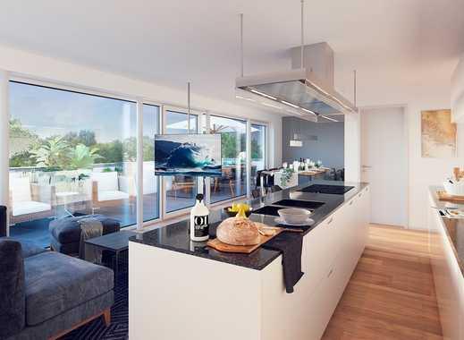 Blauwerk - modernes Wohnen im Penthouse