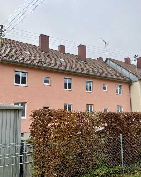 Modernisierte 3-Zimmer Wohnung nähe Uniklinik in Augsburg-Kriegshaber in Kriegshaber (Augsburg)