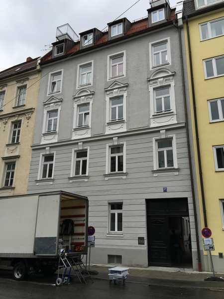 Exklusive 2-Zimmer-Wohnung in Schwanthalerhöhe, München in Schwanthalerhöhe (München)