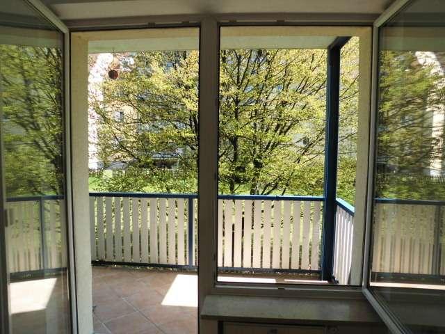 Schöne, helle 3-Zi.-Wohnung mit Balkon in Bad Tölz