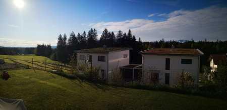Traumhaft schöne Wohnung mit Terasse und Bergblick (stilvoll möbliert) in Penzberg