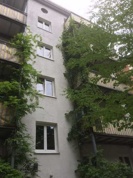Gut geschnittene 2-Zimmer-Wohnung in Maxvorstadt (München)