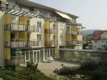 3-Zimmer-Senioren-Wohnung mit großer Dachterrasse in