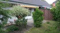 Gepflegte 2-Zimmer-EG-Wohnung mit Balkon und EBK in Hildesheim
