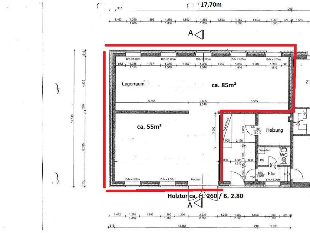 k nster atelier mit austellungsr umlichkeiten oder auch als werkstatt lager produktionsfl geeignet. Black Bedroom Furniture Sets. Home Design Ideas