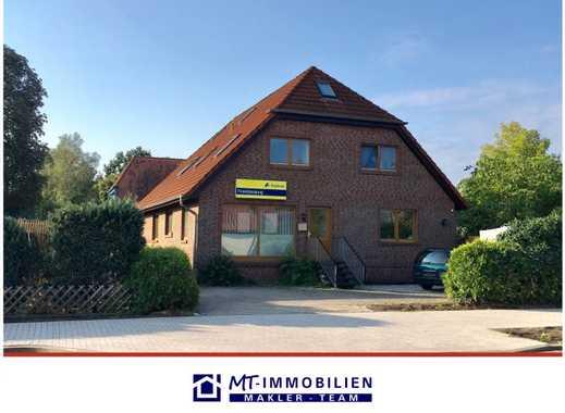 Burgwedel OT - Wohn- und Geschäftshaus mit 3 Wohn- und 1 Gewerbeeinheit