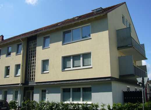 Seniorenwohnung - 3 Zi.-EG-Wohnung mit Terrasse und stufenlosem Eingang, ca. 100 qm zum 01.03.2019