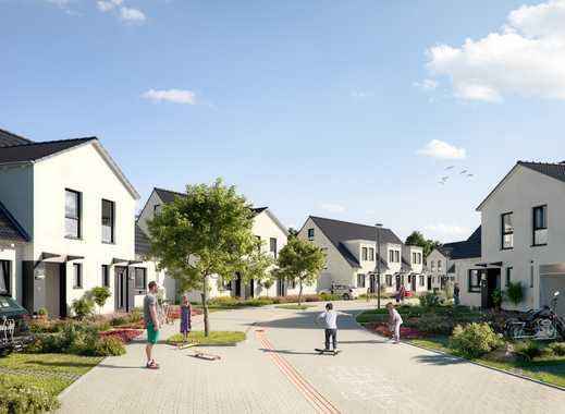 Gemütlich, praktisch, modern – Doppelhaushälfte in Duisburg
