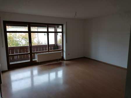 Gepflegte 3-Zimmer-Wohnung mit Balkon in Mühldorf am Inn in Mühldorf am Inn